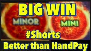 large WIN , amend than HandPay  #filamslots #casino bonus #BigWin #shorts