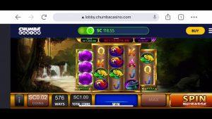 large WIN on The large Goreela | Chumba casino bonus