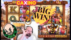large Win From Cowboys Au Slot!!