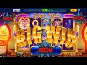 large Win Saves The intend solar daytime on Golden Wishes   Chumba casino bonus