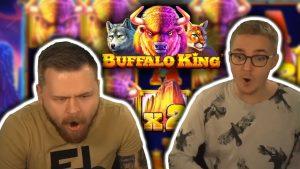 large Win on Buffalo manly individual monarch (Pragmatic Play) – casino bonus Slots large Wins