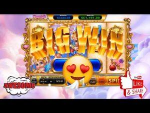 large Win on Cupid's Fortune | Chumba casino bonus