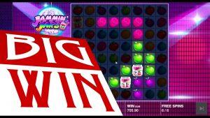 large Win on Jammin Jars online slot | Best wins of the calendar week casino bonus