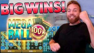 large Wins on Mega Ball!