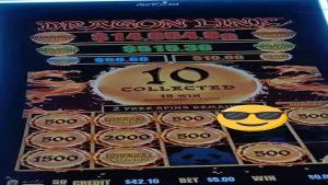 #small Dragon Link Max Bet large WIN!! #casino bonus #BlueCollarSlots #AmeristarKansasCity #BigWin