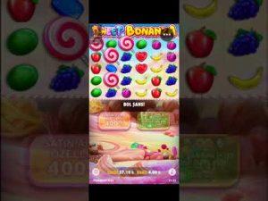 sweetness BONANZA | Gonzo's Quest Stres Atmaya Bire Bir #sweetbonanza #slot #bigwin
