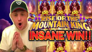 tape WIN!! ascent OF THE mount virile soul monarch large WIN – INSANE WIN on casino bonus slot from CasinoDaddys current
