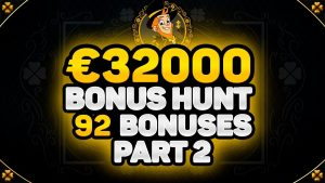 €32000 BONUS HUNT RESULTS component 2 🎰 92 ONLINE casino bonus SLOT MACHINE FEATURES | ft. SABATON & WILD FALLS