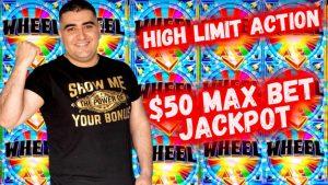 ✦2 HANDPAY JACKPOTS✦ On High boundary Slots – $75 A Spins ! | Slot Machine Max Bet JACKPOT