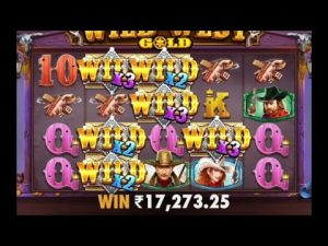MEGA WIN! WILD due west atomic number 79 large WIN – casino bonus game