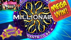 3 X loose SPINNS Millionaire MEGAWAYS (large Win) Bet 0,60