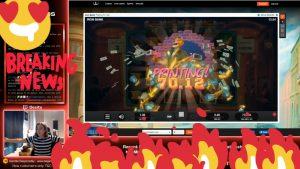 AMAZING large Win  from LOKI casino bonus