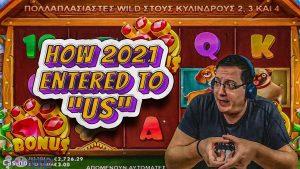 All Bonuses & Biggest Wins | 1st flow inwards 2021 | Slots Highlights