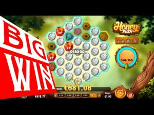Biggest Win on Honey Rush slot | Best wins of the calendar week casino bonus