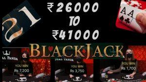 #Blackjack #LiveCasino #RoyalPanda #BigWin  Blackjack winning session at Royal Panda casino bonus