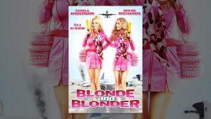 Blonde too Blonder