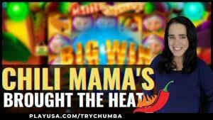 CHUMBA casino bonus 🎰 large WIN CHILI MAMA'S  🌶Closed The Pot On  Long Zhi Bao Zang🐲Online Slots