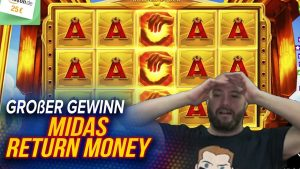 [DE] Midas Golden touching – large Wins im Online casino bonus mit TazinoTV