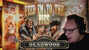DEADWOOD – large WIN!!!