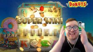 Donuts large WIN – BEST OF Donuts Slot Machine Biggest Win Online casino bonus