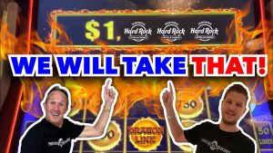 Dragon Link Autumn Luna Slot Machine Bonus large WIN @ $12.50 a Spin! Tampa Hard stone casino bonus
