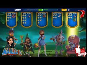 Finally!! large Win with 2 Symbols on Golden Oz | Chumba casino bonus