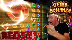 Gems Bonanza – HUGE WIN!
