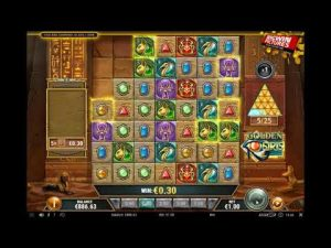 Golden Osiris Slot – large Wins characteristic!