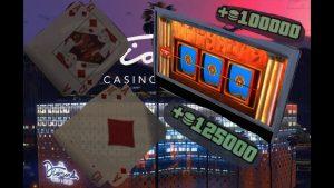Gta 5 Online casino bonus (large Win!!!)
