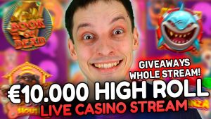 HIGH ROLL BONUS HUNT casino bonus flow! Slots large Wins with mrBigSpin!
