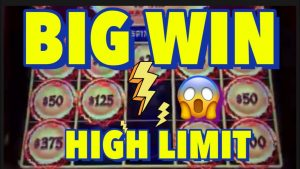 HIGH bound, DRAGON CASH large WIN  #bigwin #casino bonus #slotmachines