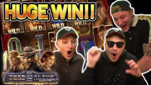 HUGE WIN!!! DEAD OR live 2 large WIN – BONUS purchase ON 4.5€ STAKE ON casino bonus SLOT