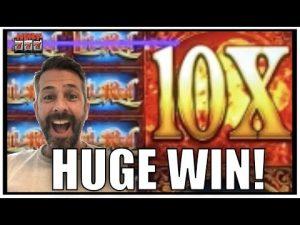 HUGE WIN! IT WAS A GREAT BONUS on LIL ruddy SLOT MACHINE!