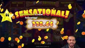 HUGE WIN domestic dog House slot Megaways | Best wins of the calendar week online casino bonus