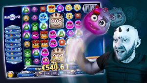 HUGE WIN on Reactoonz slot – But did Mum consider it?