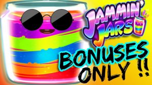 JAMMIN JARS large WIN!!! BONUSES ONLY!! tin WE acquire OUR HIGHEST MULTIPLIER YET??  4 EURO BETS!!