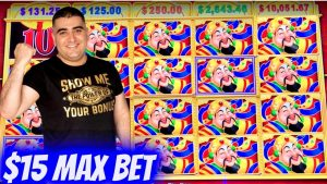 KA-CHING CA$H Slot Machine Max Bet Bonus & large Wins ! Great Session | Live Slot Play | SE-8 | EP-13