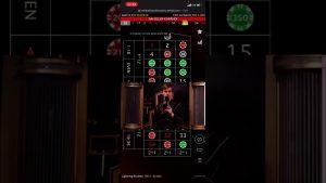 LİGHTNİNG RULET  |  SAYI ANALİZİ NASIL YAPILIR? BİG WİN! ARTIK HERKES PARA KAZANACAK #rulet #casino bonus