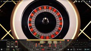 Lightning Roulette casino bonus large Win