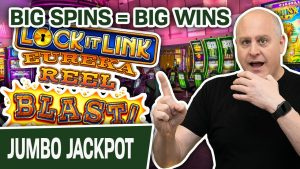 🔓 Lock It Link HANDPAY 🏆 large Slot Spins = large Slot Wins