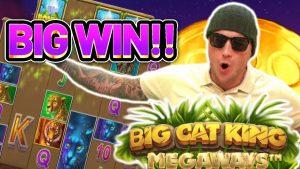 MAX MAX!! large true cat Rex MEGAWAYS large WIN –  50 unloosen SPINS BONUS from CasinoDaddy