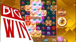 MEGA large WIN on WILD Frames slot | Best wins of the calendar week online casino bonus