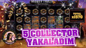 MONEY prepare 2 Slot 5 Collector Yakaladım 570X!!!!