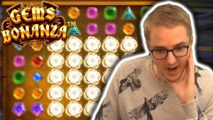 Nice large Win On Gems Bonanza (Pragmatic Play) – casino bonus Slots large Wins