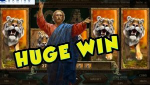 ONLINE casino bonus JUNGLE SPIRIT large WIN HIGHROLL