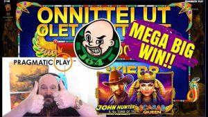 ONLINE casino bonus SLOT MACHINES large Win sweetness Bonanza Razor Shark Wild Frames Scarab Queen Novoline