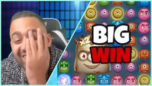 REACTOONZ 2 large WIN!!! 🤑💵💰   AL GEAR CLASSICS   Al Gear casino bonus flow Highlights