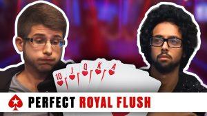 ROYAL even hits to win HUGE 3-way pot ♠️  PCA 2016 Poker trial ♠️  PokerStars Global