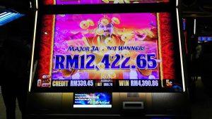 Slot dragon large win. genting casino bonus major jackpot selfpay (next to grand jackpot handpay) 12,422!