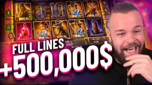 Streamer Crazy tape Win +500.000$ on Dead or live 2 Slot – TOP 10 BEST WINS OF THE calendar week !